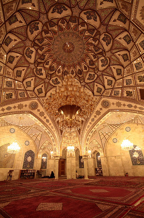 Saida Ruqia interior. Photo by Ketan Gajria