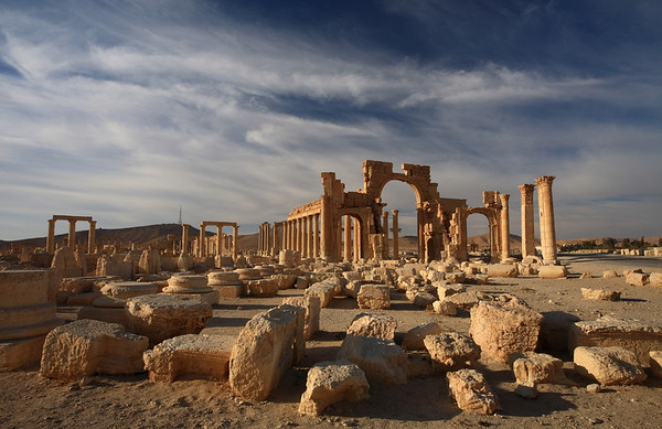 Palmyra by Ketan Gajria